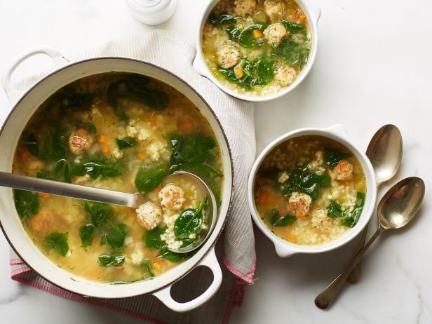 Italian Wedding Soup Recipe Wedding Soup Italian Wedding Soup Food Network Recipes