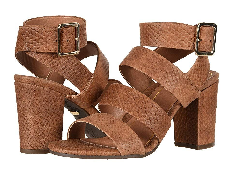 18f3cdcc420 VIONIC Blaire (Brown Snake) Women s Shoes. Seize your most stylish self  this season when you rock the bold yet refined Blaire sandal by VIONIC!