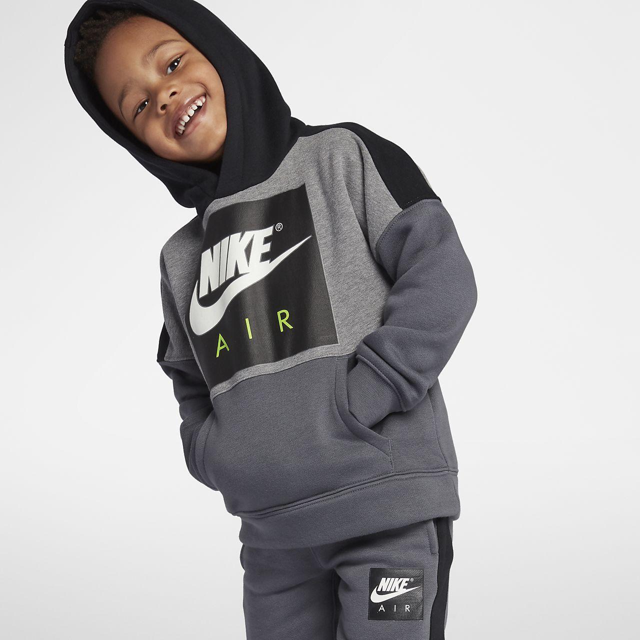 581dea0c2 Nike Air Little Kids' (Boys') Hoodie - 6 | Products | Boys hoodies ...