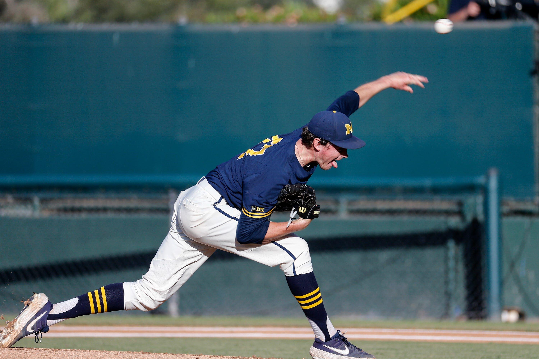 How Michigan Baseball S College World Series Run Is Changing Legacy Of Program Baseball World Series College World Series Michigan Sports