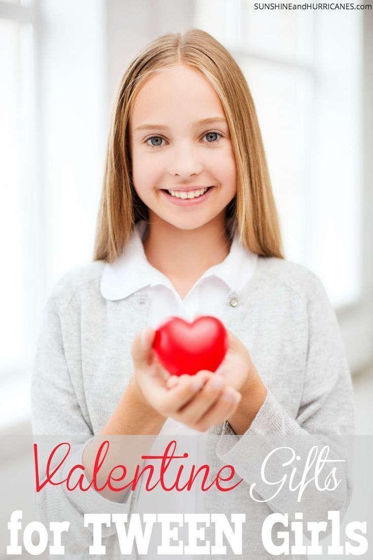 Valentine's Day Gifts for Tween Girls Best of S&H