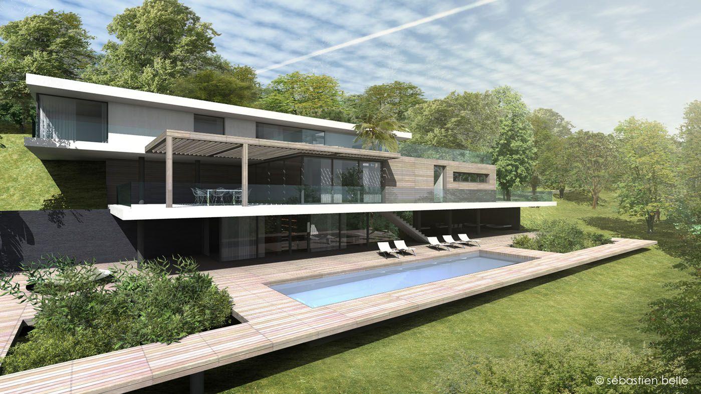 villa-s | a2-sb architects | st tropez