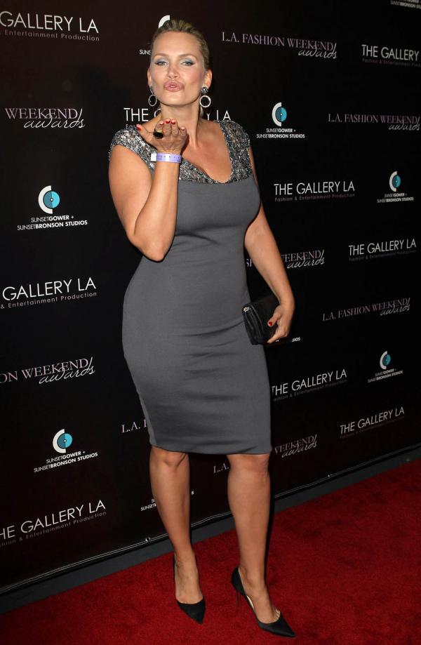 NATASHA HENSTRIDGE at 2014 Glaad Media Awards in Los Angeles ...