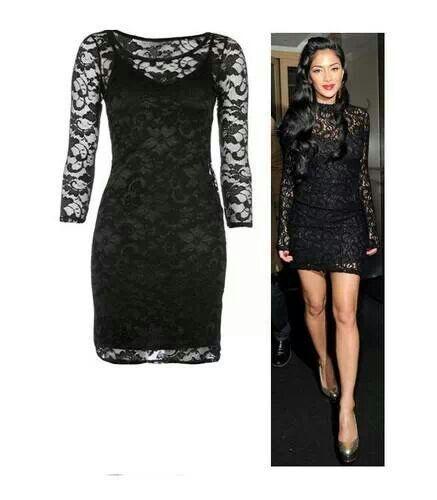 Lil Black dress :)