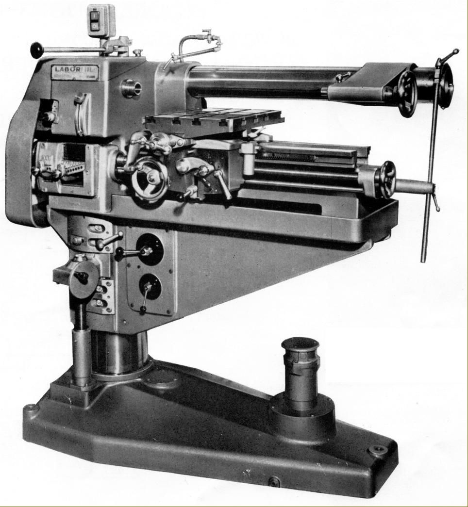 Labormill Multi-purpose Machine Tool