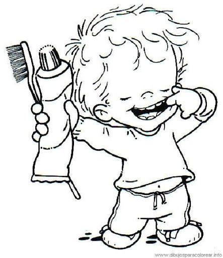 SALUD E HIGIENE B/N - maestrs foro - Picasa-Webalben | Pediatria ...