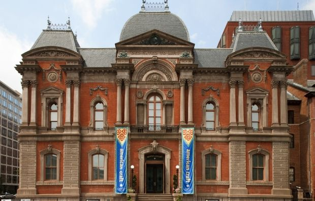 Renwick Gallery of the Smithsonian American Art Museum | Cities ...