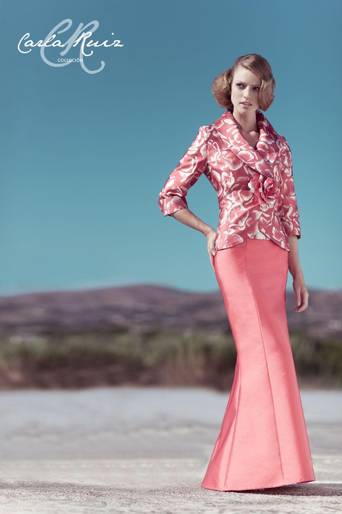 Vestido de Madrina de Carla Ruiz 2012 - Modelo 86263 | Vestidos de ...