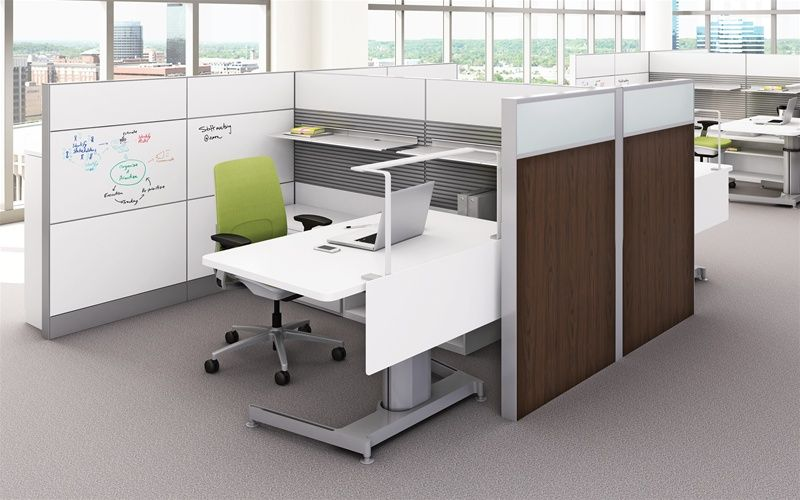 Montage Office Workstation Panel Systems Steelcase Furniture