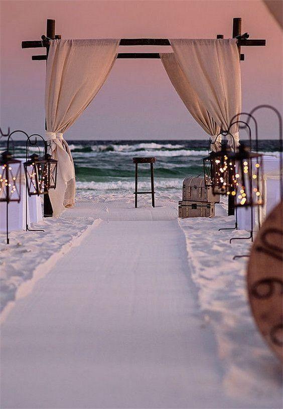 50 Brilliant Beach Wedding Ideas to Embrace - Amaze Paperie