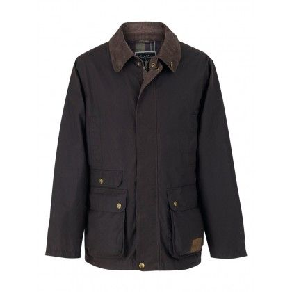 SEDGEFIELD II Waxed Jacket