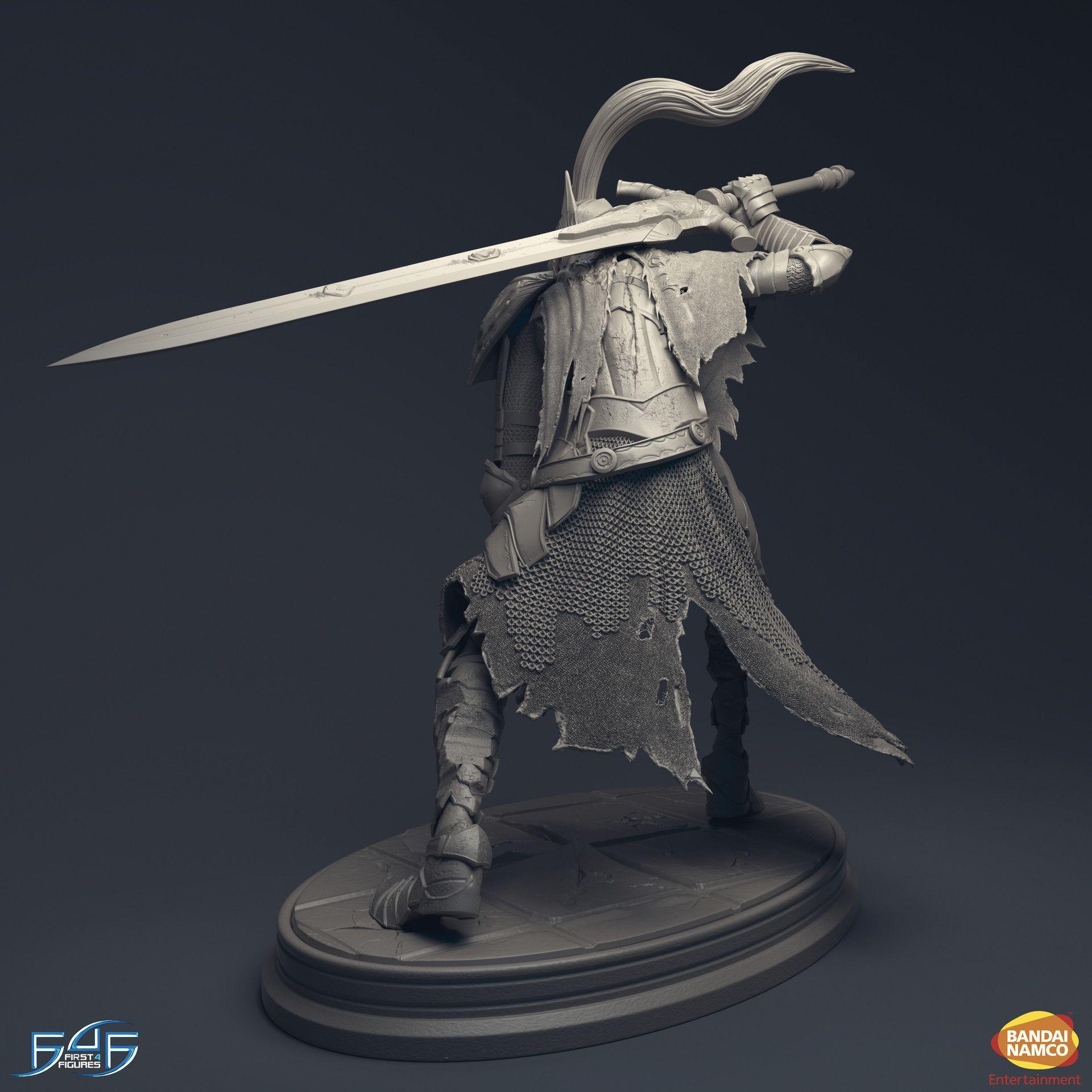 Artorias The Abysswalker 3D Art by Yogesh Sharma YOGESH