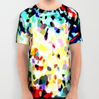 All Over Print Shirt featuring Crystallize 8 by Latidra Washington