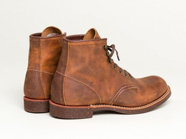 Red Wing Blacksmith Edition