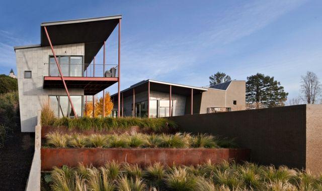 Flachdach Vergleich Einfamilienhaus bauen Kosten senken | Haus bauen ...