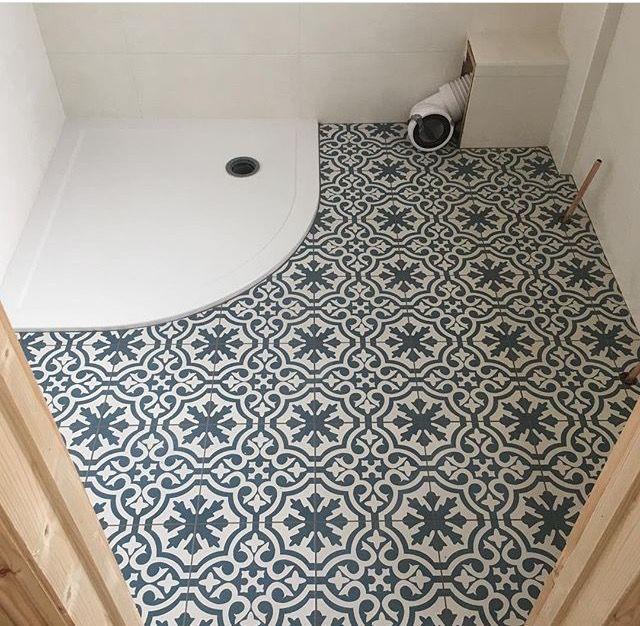 Berkeley Blue Tile