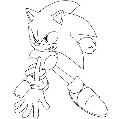 How To Draw Sonic Fun Drawing Lessons For Kids Adults