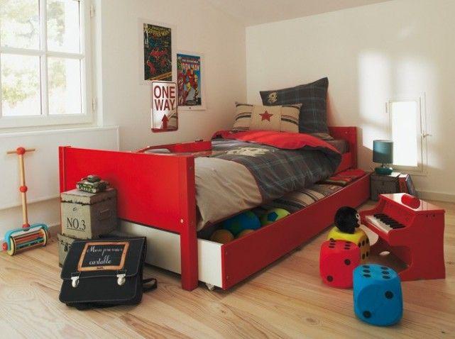 Chambre garcon deco jeu | CHAMBRE ENFANTS / KIDS ROOM | Pinterest ...