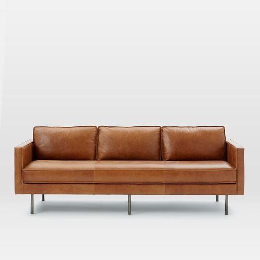 Sofa Pillows Axel Leather Sofa uquot
