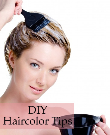 At-Home Hair Coloring Tips from Marie Robinson, Clairol Color ...