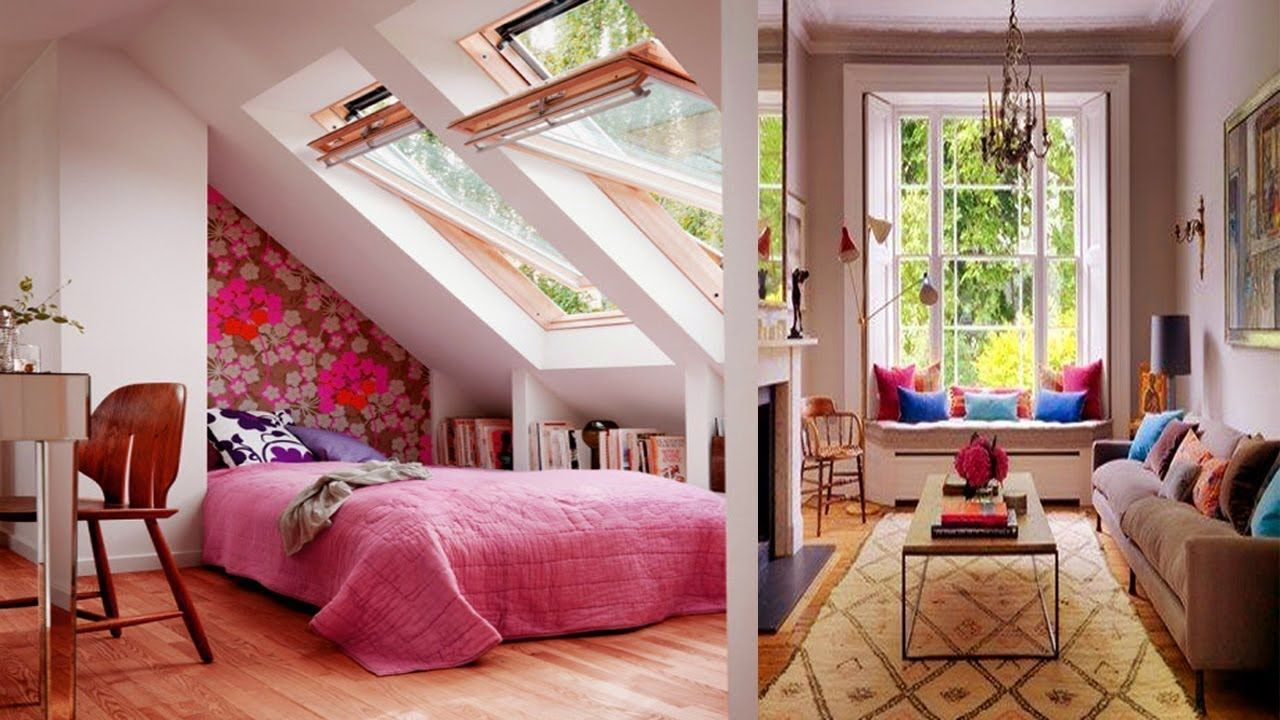 Creative Windows U0026 Interior House Design For Small Spaces   Small Space  Decorating Ideas. Home