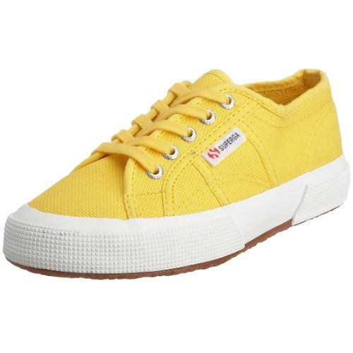 superga 2750 amarillo