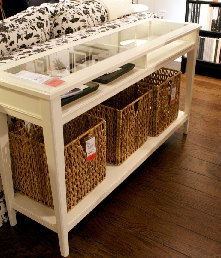 Hemnes Ikea Sofa Table: Ikea Sofa Table (LIATORP)