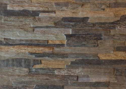 Revestimiento ceramico muro simil piedra laja 25x35 1 calid nuestros productos de mercado - Revestir pared exterior ...