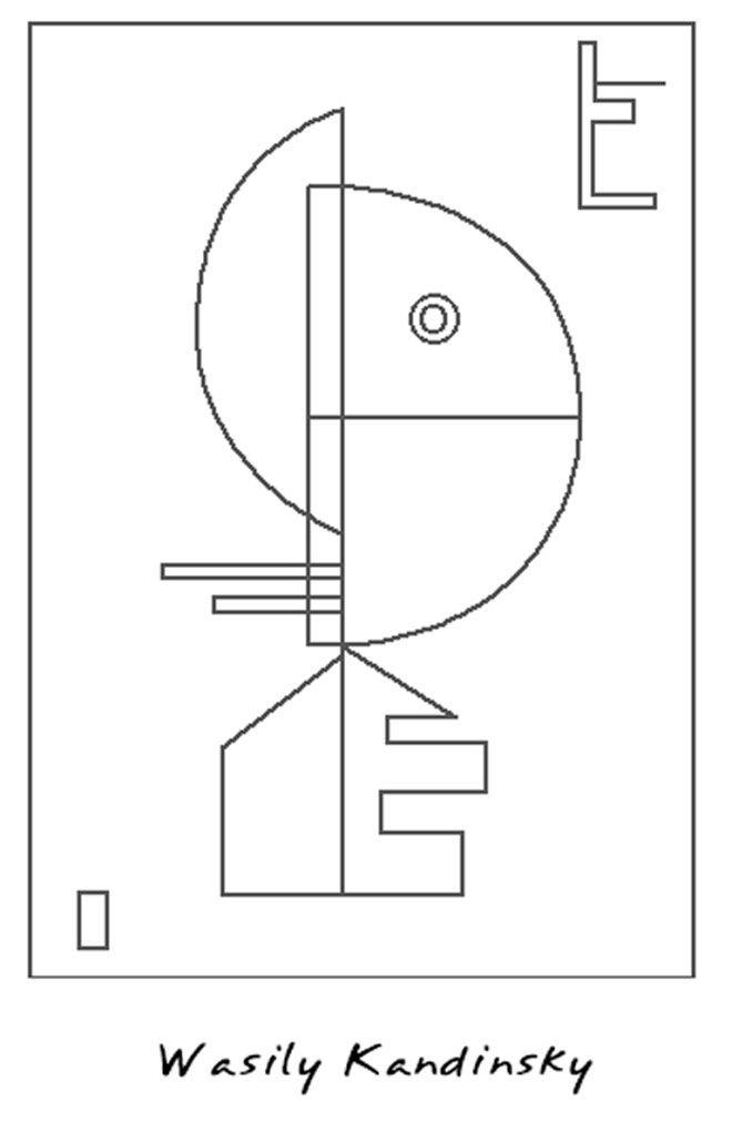 L Arte Di Kandinsky Spiegata Ai Bambini Artistica Wassily
