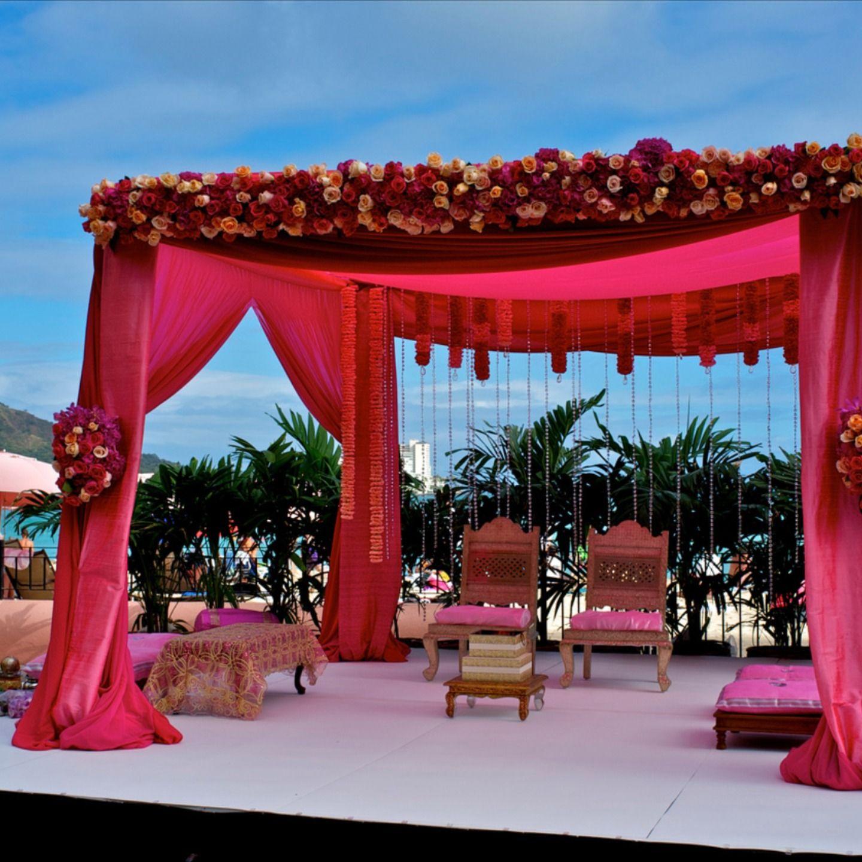 Shimla is one of the popular summer wedding destinations