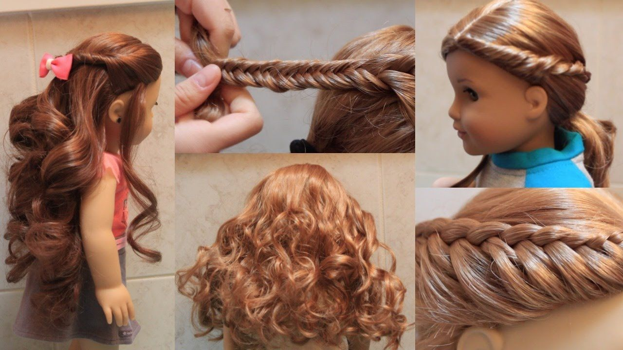 Cute American Girl Doll Hairstyles American Girl Doll Hairstyles American Girl Hairstyles Hair Styles