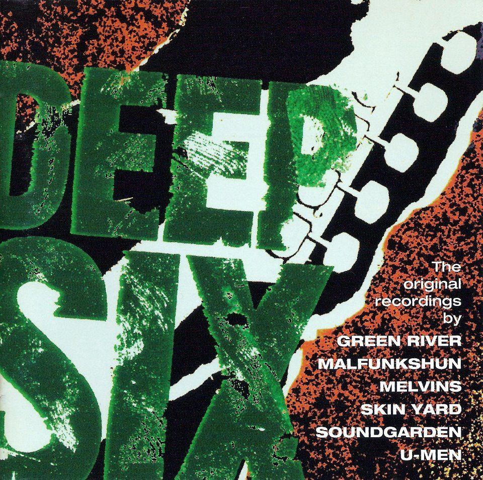 Deep Six Compilation Importantmusic Grunge Rock Various Artists Ant Music Deep