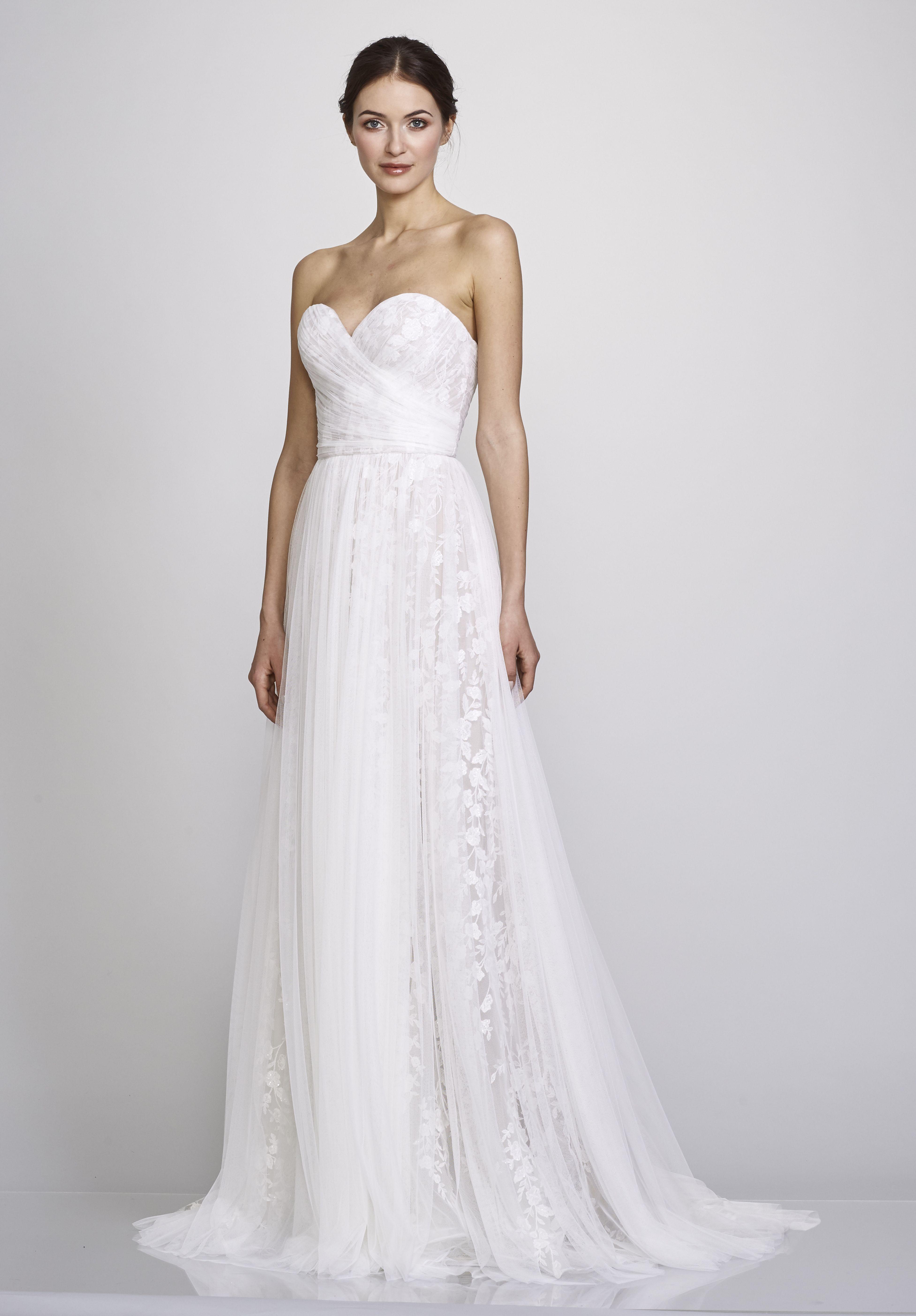 8bdbdc0f861 Theia Spring 2019 - Madalyn   Wedding dresses   Wedding dresses ...