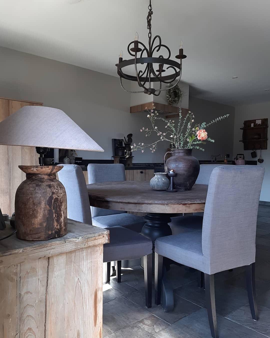 Wonen Interieur Stoer Sober Landelijk Styling Interior Style Decoratie Interieur Voor Het Huis Wonen