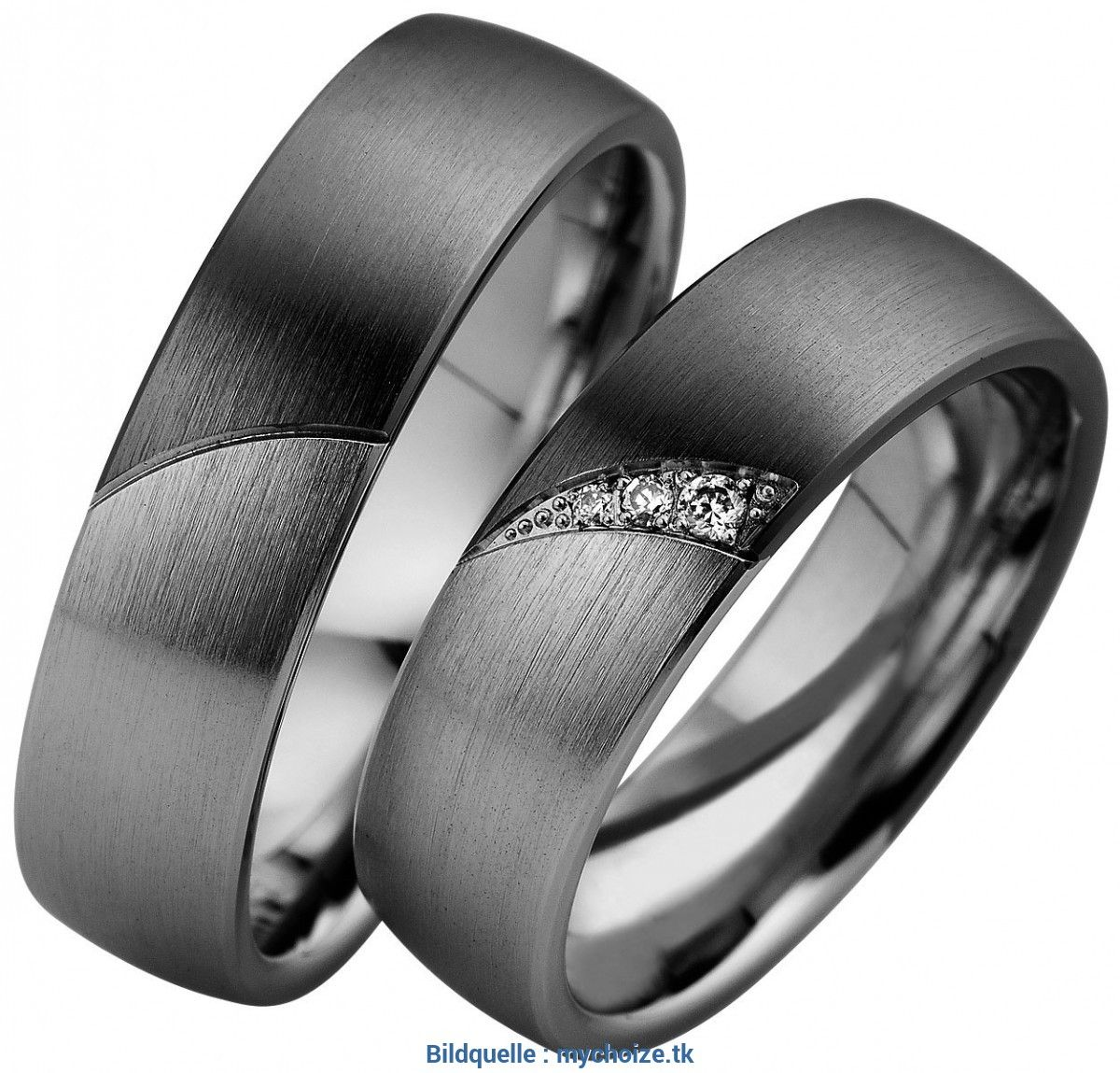 Bonitos anillos de boda baratos Hamburgo 100+ [ Hochzeitsringe Titan Schwarz ] | Traurin …