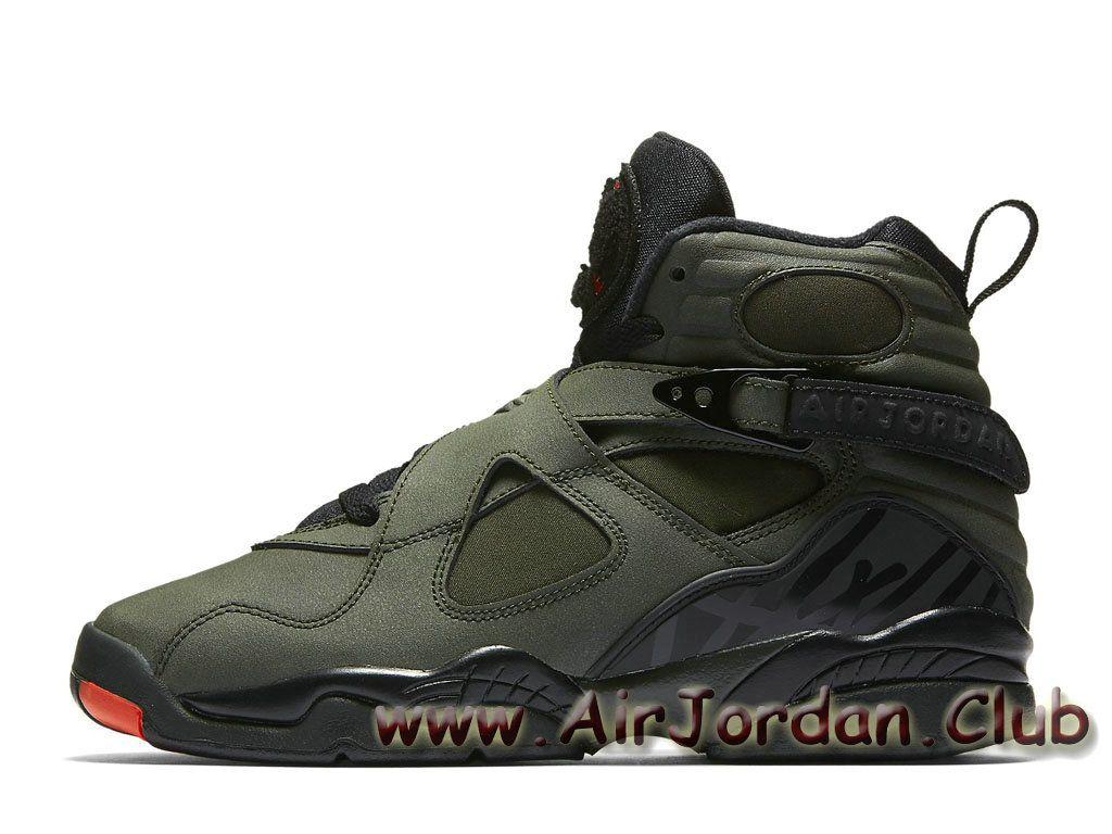 Air Jordan 8 Retro ´Sequoia Undefeated 2017´ 305368_305 Femme/enfant Jordan  Release Prix