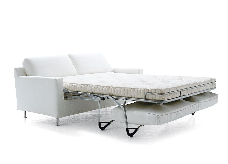 Bonaldo Papillon Contemporary Sofa Bed The Is Made By In Italy Superb Quality It Has A Fold Down Back With Base Of Arc