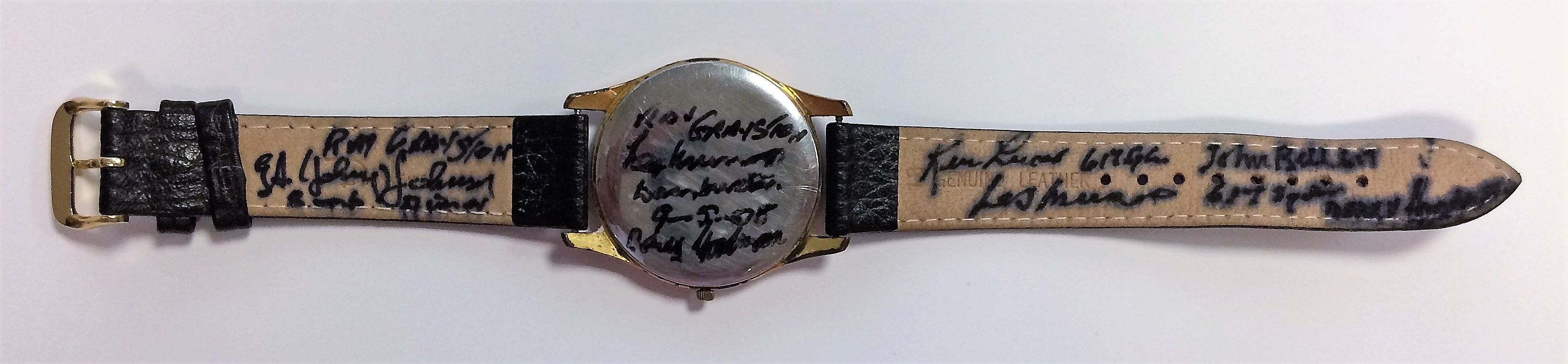 DAMBUSTERS THE An unusual commemorative wrist watch and