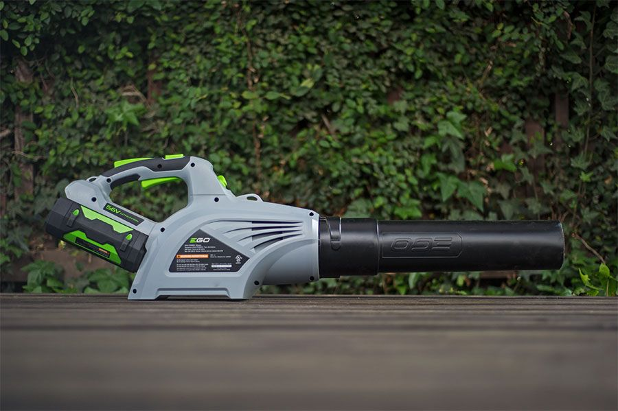 EGO Power+ 3-Speed Turbo 56-Volt Lithium-ion Cordless Electric Blower Review and GIVEAWAY!