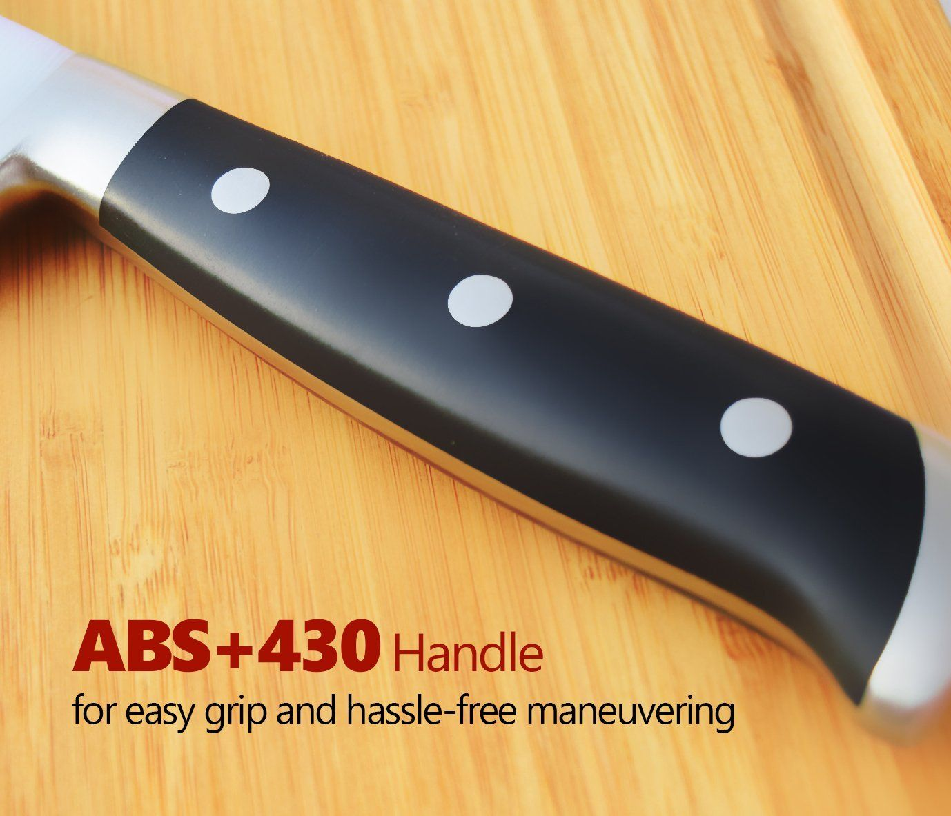 amazon com premium class 8 inch stainless steel chef knife amazon com premium class 8 inch stainless steel chef knife professional