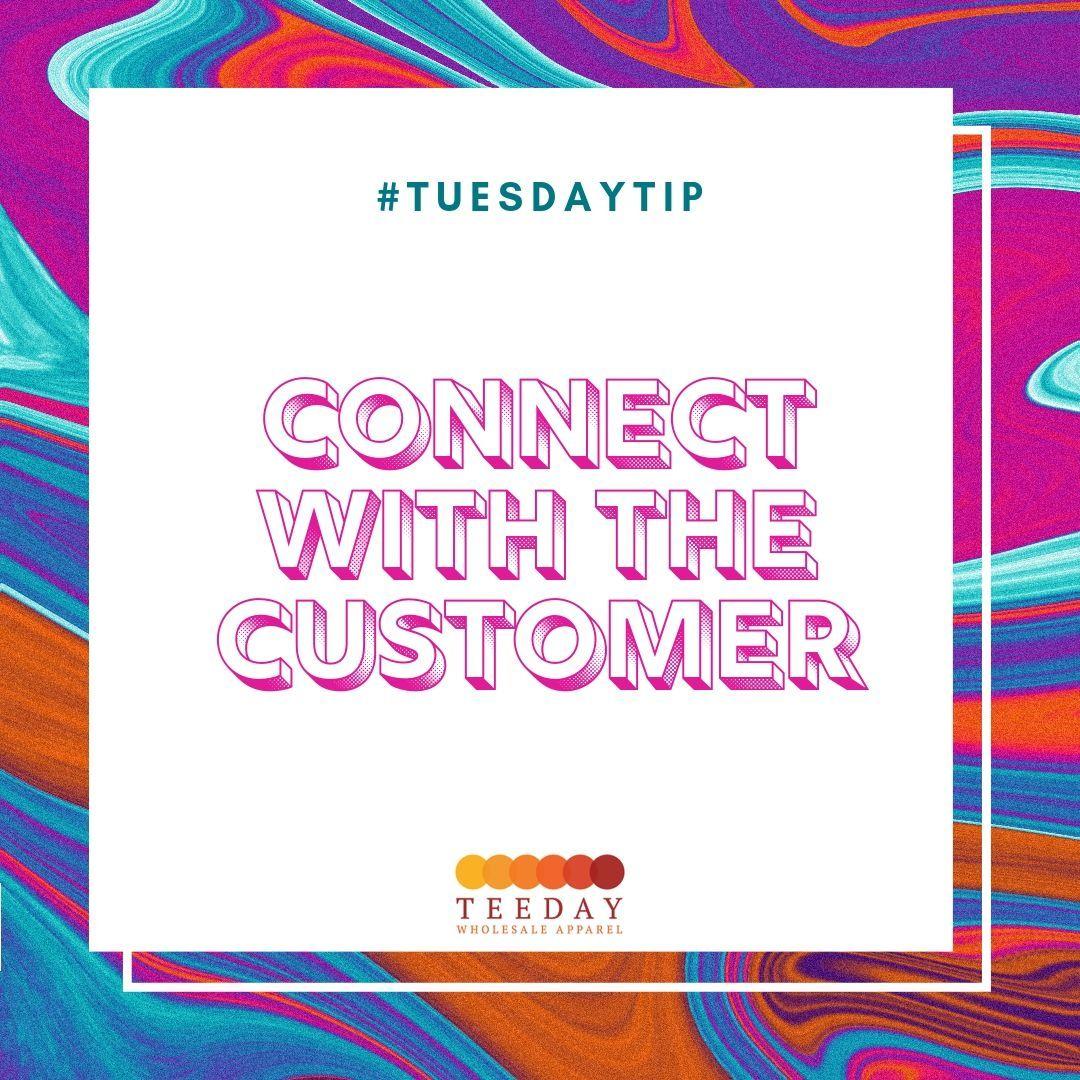 tip Listening to your customer, understanding their
