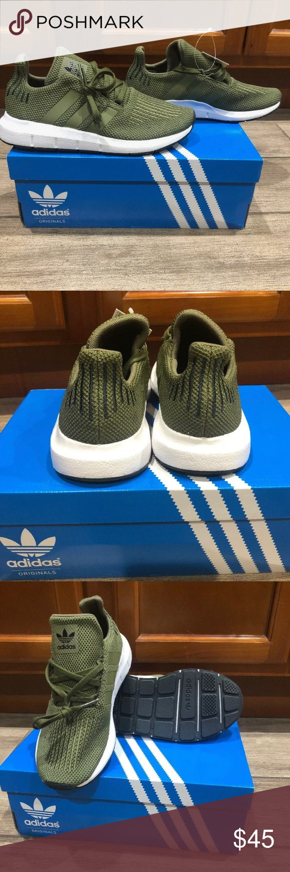 Kids shoes Adidas swift run boys
