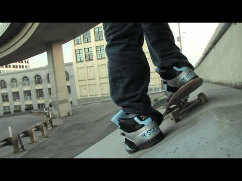 Ron Allen for Osiris Shoes - YouTube