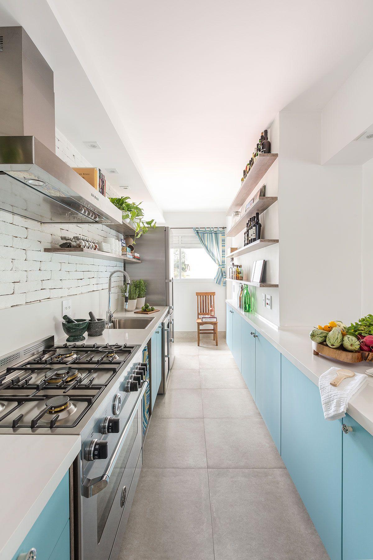 Clean E Funcional Com Imagens Designs De Cozinha