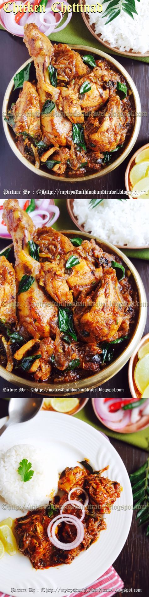 chicken chettinad recipe chettinad chicken curry recipe chennai food adventure series eat on hebbar s kitchen chicken recipes id=60712