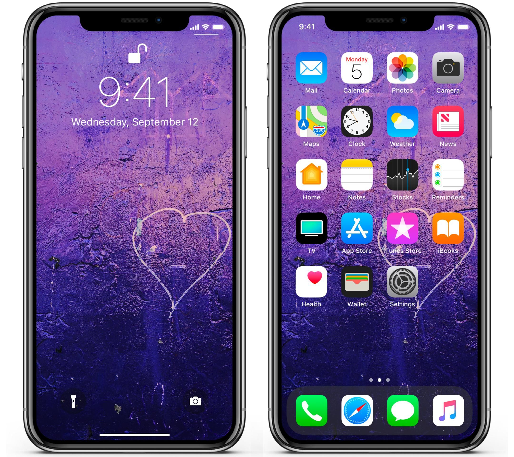 Wallpaper Day Wall Art Heart Purple For Hd 4k Wallpaperday For Desktop Mobile Phones Free Download In 2020 Wallpaper Mobile Phone Day