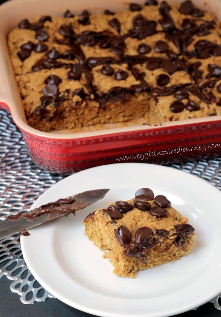 Chocolate Chip Quinoa Snack Cake | Recipe | Dessert ...