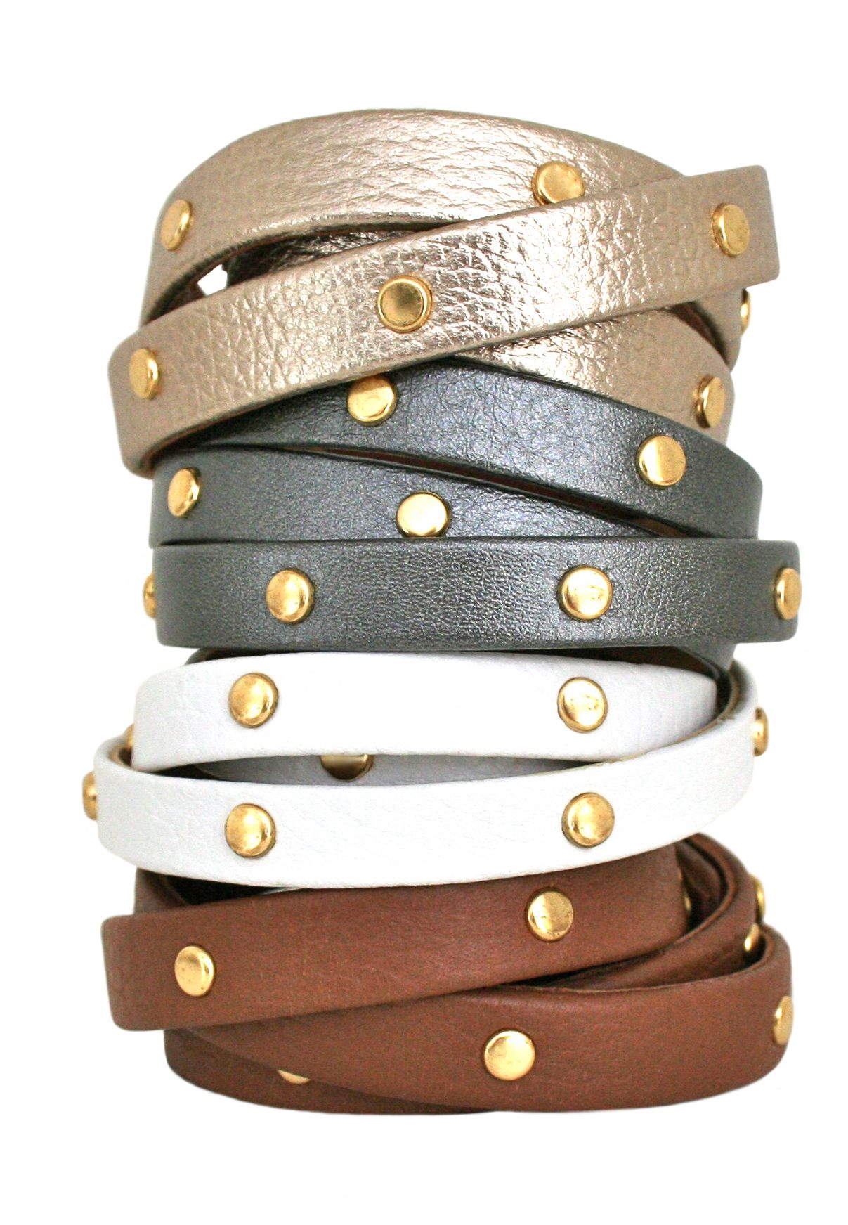 Caroline Triple Wrap Bracelets as seen on GMA's Deals and Steals