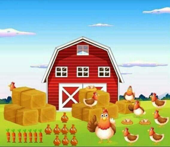 Hello, Farm! Indestructible Book