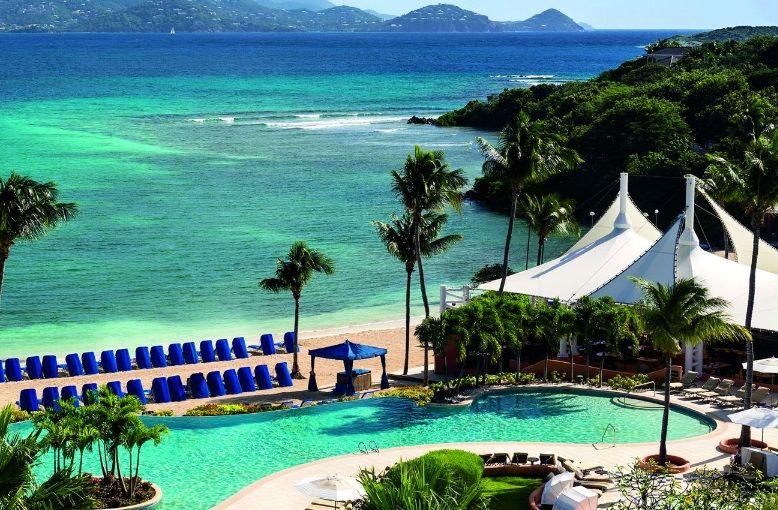 Beach Resorts In The Us Virgin Islands